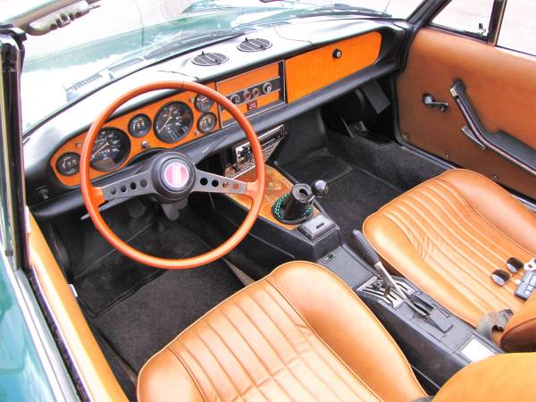 1972 Fiat 124 Spider, Classic Sportscar in Solid Condition for sale in Minneapolis, MN – photo 11