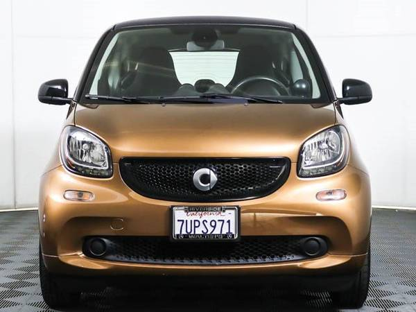 2016 smart fortwo RWD 2dr Cpe Passion Passion for sale in Riverside, CA – photo 7