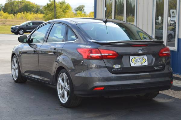 2015 Ford Focus Titanium - cars & trucks - by dealer - vehicle... for sale in Alexandria, MN – photo 3