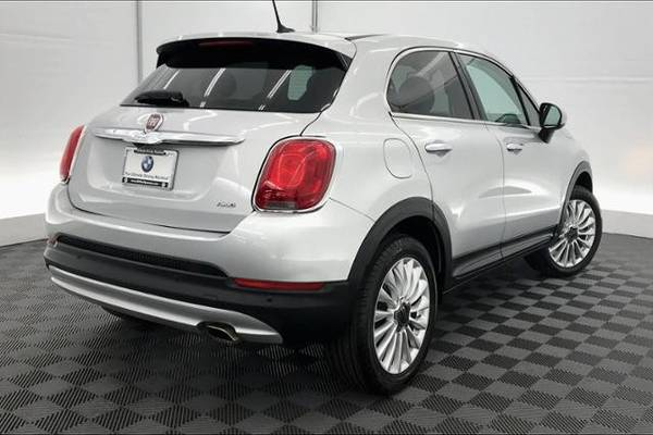2016 FIAT 500X All Wheel Drive AWD 4dr Lounge SUV for sale in Spokane, WA – photo 16