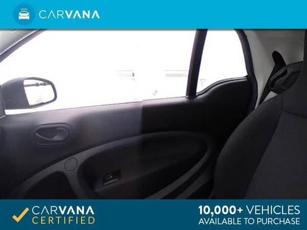 2017 smart fortwo Proxy Hatchback Coupe 2D coupe Black - FINANCE for sale in Arlington, District Of Columbia – photo 15