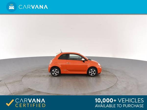 2014 FIAT 500e Hatchback 2D hatchback ORANGE - FINANCE ONLINE for sale in Tucson, AZ – photo 10