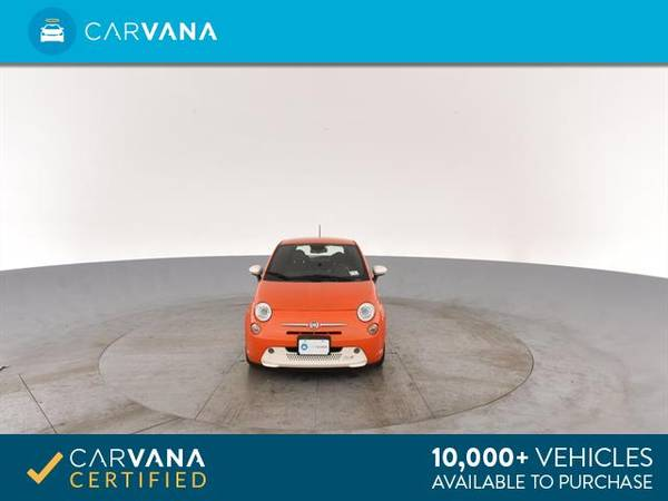 2014 FIAT 500e Hatchback 2D hatchback ORANGE - FINANCE ONLINE for sale in Tucson, AZ – photo 19