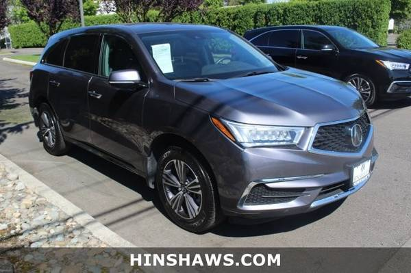 2017 Acura MDX AWD All Wheel Drive SUV for sale in Fife, WA – photo 9