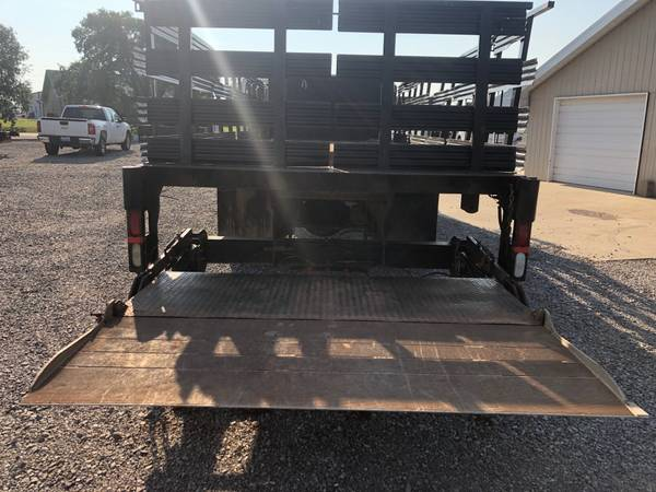 2008 STERLING ACTERRA DAY CAB WITH 25FT FLATBED *140K MILES* for sale in Stratford, MO – photo 13