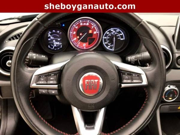 2017 Fiat 124 Spider Elaborazione Abarth for sale in Sheboygan, WI – photo 20
