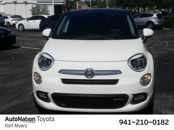 2017 FIAT 500X Lounge SKU:HP534792 SUV for sale in Fort Myers, FL – photo 2