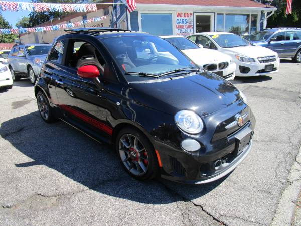 2013 FIAT 500 ABARTH EXCELLENT CONDITION!!!! for sale in NEW YORK, NY – photo 5