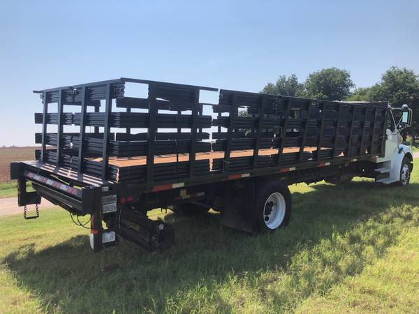 2008 STERLING ACTERRA DAY CAB WITH 25FT FLATBED *140K MILES* for sale in Stratford, MO – photo 5