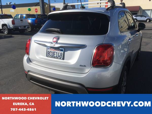 *** 2016 FIAT 500X AWD 4dr Trekking *** for sale in Eureka, CA – photo 5