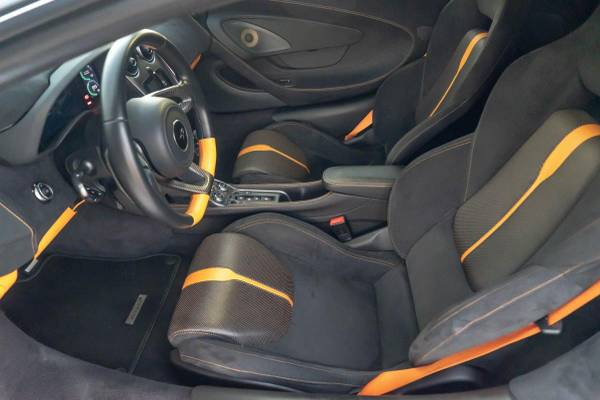 2017 Mclaren 570S 1 Owner*Carbon Fiber Pkg*Warranty*MUST SEE*LOOK! for sale in Dallas, TX – photo 9