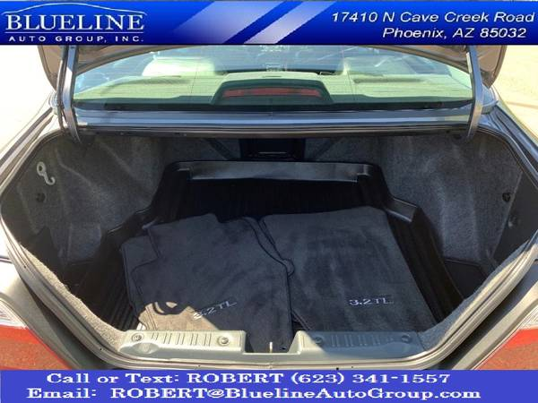 $187w/$500Down-LOW MILE 03 Acura TL- call/text Rob for sale in Phoenix, AZ – photo 7