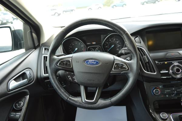2015 Ford Focus Titanium - cars & trucks - by dealer - vehicle... for sale in Alexandria, MN – photo 6