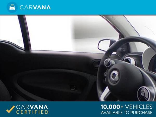 2017 smart fortwo Proxy Hatchback Coupe 2D coupe Black - FINANCE for sale in Arlington, District Of Columbia – photo 18