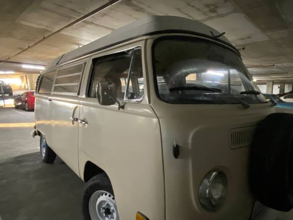 1969 Volkswagen Westy Camper Bus - cars & trucks - by owner -... for sale in South San Francisco, CA – photo 4