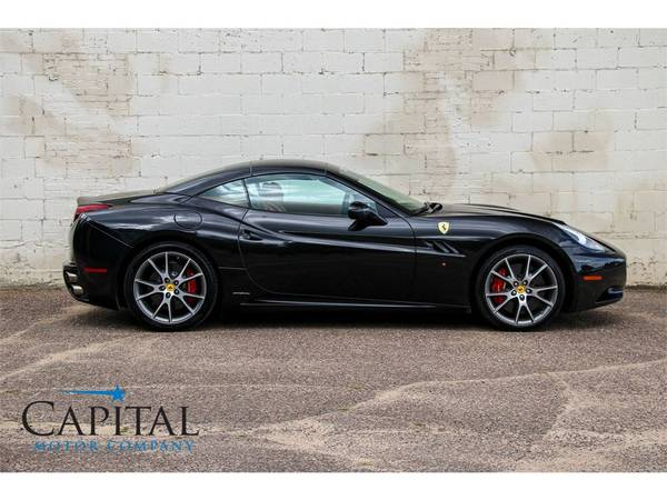 Affordable Exotic! '11 Ferrari California Roadster Convertible! for sale in Eau Claire, WI – photo 18