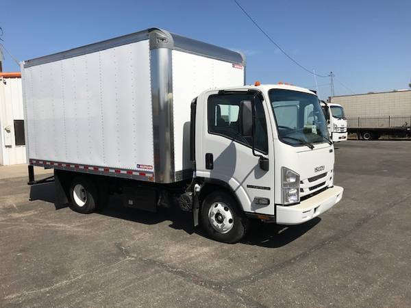 New 2020 Isuzu NPR 14' Box for sale in Santa Maria, CA