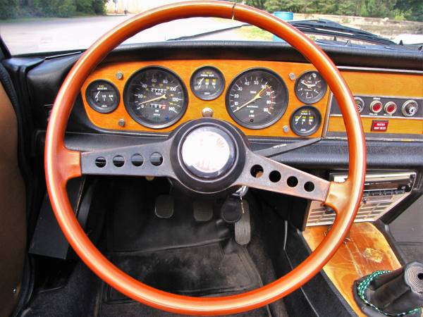 1972 Fiat 124 Spider, Classic Sportscar in Solid Condition for sale in Minneapolis, MN – photo 14