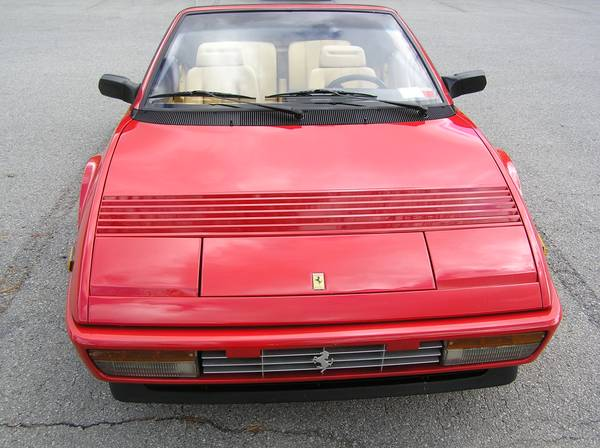 1988 Ferrari Mondial Cabriolet Quattro for sale in Hopewell Junction, NY – photo 3