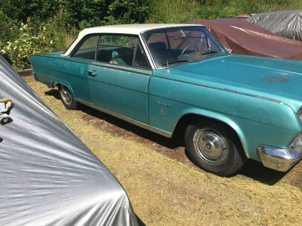 "1965 Ambassador 990 Sport Coupe ""H"" for sale in Tacoma, OR – photo 2"
