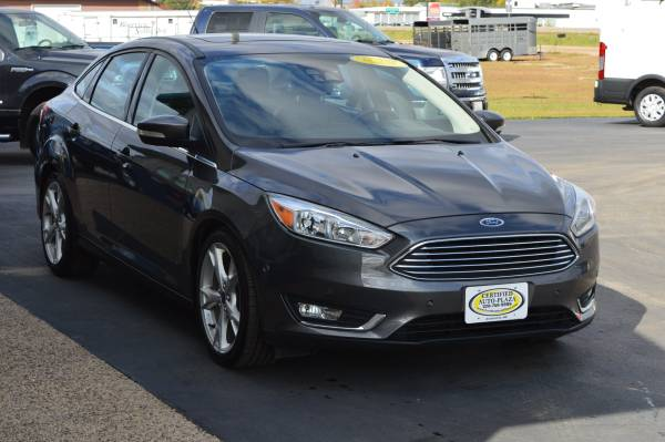 2015 Ford Focus Titanium - cars & trucks - by dealer - vehicle... for sale in Alexandria, MN – photo 5