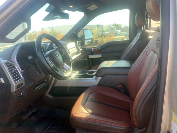 2018 F350 King Ranch for sale in Las Cruces, NM – photo 6