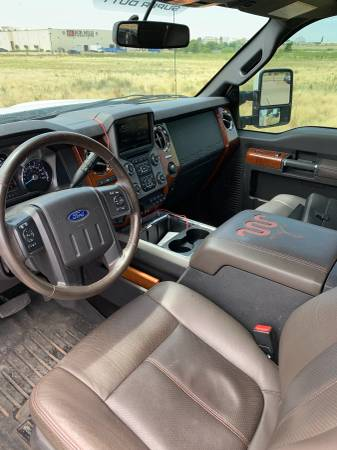 2015 F250 King Ranch for sale in Lubbock, TX – photo 3