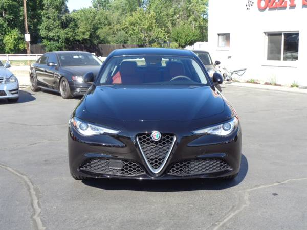 2017 Alfa Romeo Giulia AWD***FINANCING AVAILABLE*** for sale in Garden City, ID – photo 5