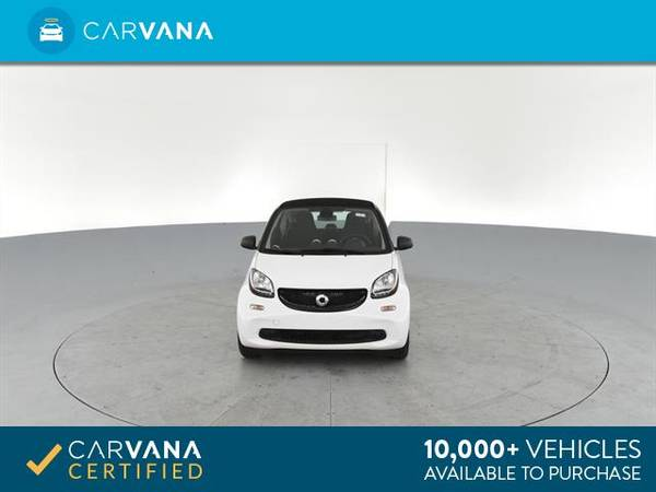 2017 smart fortwo Proxy Hatchback Coupe 2D coupe Black - FINANCE for sale in Arlington, District Of Columbia – photo 19