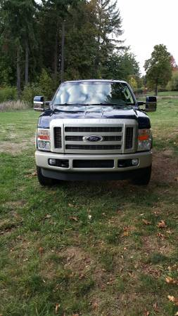 King Ranch F350 for sale in Vancouver, OR – photo 2