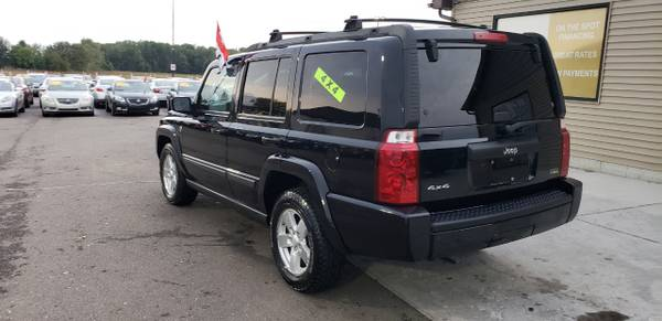 LEATHER 2007 Jeep Commander 4WD 4dr Sport for sale in Chesaning, MI – photo 6