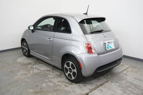 2016 FIAT 500e Electric Power Sunroof - New Tires - 112 MPGe - Super... for sale in Boulder, CO – photo 2