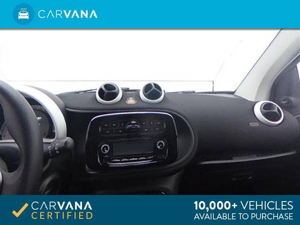 2017 smart fortwo Proxy Hatchback Coupe 2D coupe Black - FINANCE for sale in Arlington, District Of Columbia – photo 16