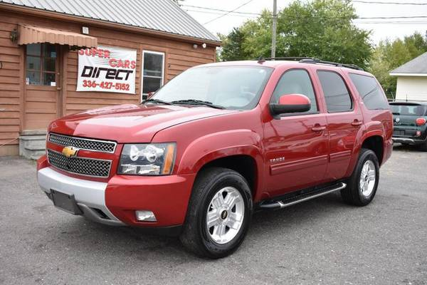 Chevrolet Tahoe LT Z-71 SUV Used Automatic 4wd We Finance V8 Trucks for sale in Roanoke, VA – photo 2
