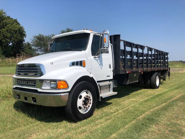 2008 STERLING ACTERRA DAY CAB WITH 25FT FLATBED *140K MILES* for sale in Stratford, MO