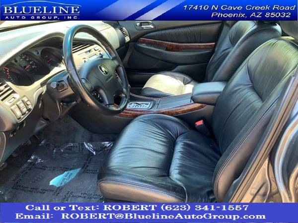 $187w/$500Down-LOW MILE 03 Acura TL- call/text Rob for sale in Phoenix, AZ – photo 12