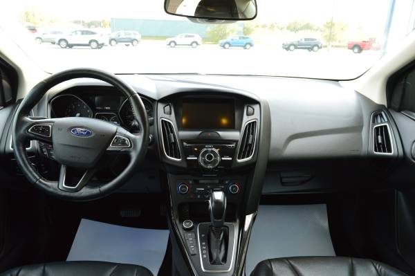 2015 Ford Focus Titanium - cars & trucks - by dealer - vehicle... for sale in Alexandria, MN – photo 16