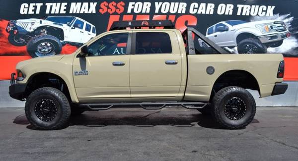 *2014* *Ram* *2500* *Method Wheels BF Goodrich Tires King Shocks Fiber for sale in HARBOR CITY, CA – photo 6
