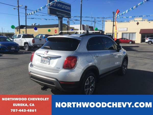 *** 2016 FIAT 500X AWD 4dr Trekking *** for sale in Eureka, CA – photo 6