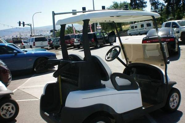 2002 Club Car presidential 48 volt with for sale in Wenatchee, WA – photo 4
