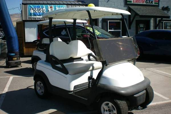 2002 Club Car presidential 48 volt with for sale in Wenatchee, WA – photo 5