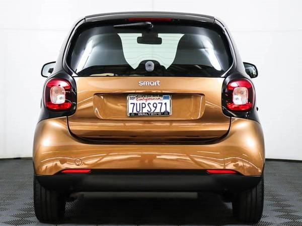 2016 smart fortwo RWD 2dr Cpe Passion Passion for sale in Riverside, CA – photo 8