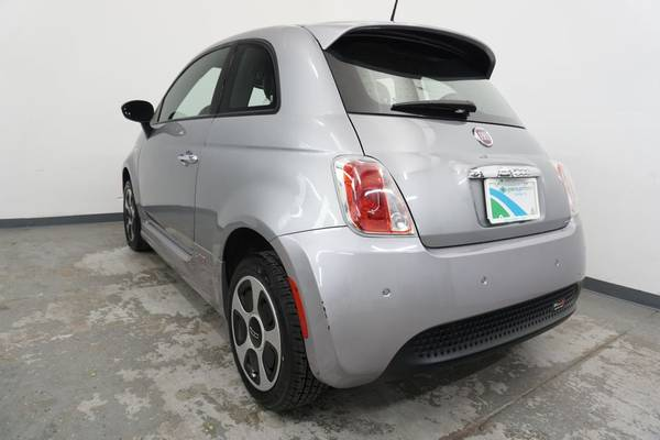 2016 FIAT 500e Electric Power Sunroof - New Tires - 112 MPGe - Super... for sale in Boulder, CO – photo 6