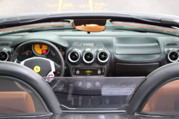 2007 FERRARI F430 SPIDER F1 AMAZING COLOR COMBO MINT NEW CLUTCH FINANC for sale in Brooklyn, NY – photo 16