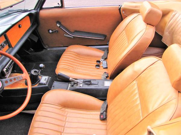 1972 Fiat 124 Spider, Classic Sportscar in Solid Condition for sale in Minneapolis, MN – photo 10