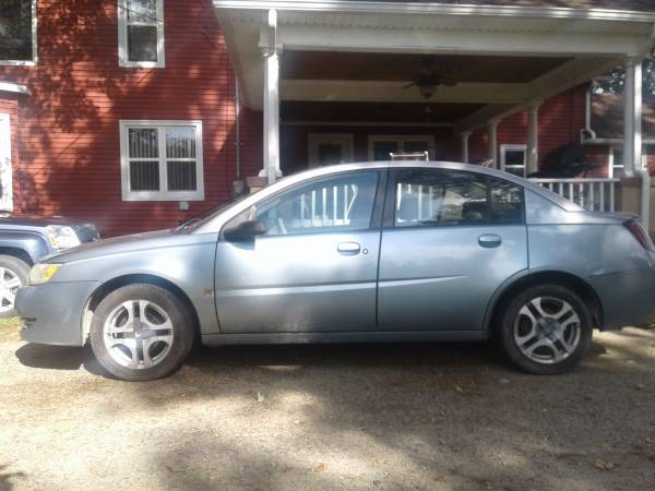 2003 Saturn Ion - Runs great! for sale in Millington, MI