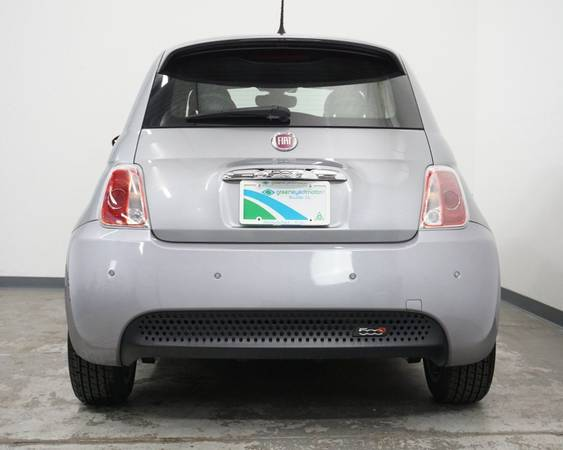 2016 FIAT 500e Electric Power Sunroof - New Tires - 112 MPGe - Super... for sale in Boulder, CO – photo 12