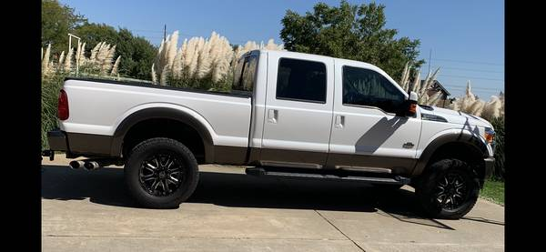 2015 F250 King Ranch for sale in Lubbock, TX