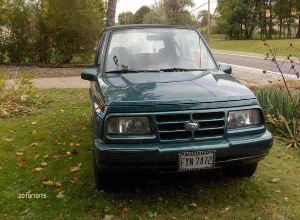 1996 GEO Tracker 4X4 for sale in Akron, OH – photo 3