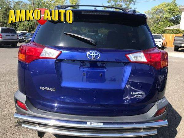 2014 Toyota RAV4 Limited AWD Limited 4dr SUV - $750 Down for sale in District Heights, MD – photo 6